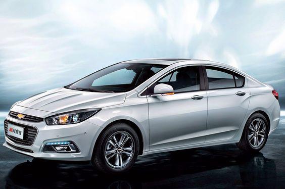 TODO CAMBIA... Chevrolet New Cruze 2015, totalmente nuevo por donde se lo mire.