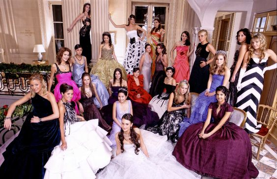 French debutantes 2005