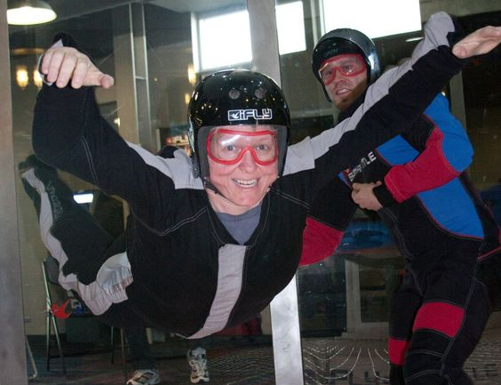 Seattle , the Pacific Northwest's first and only indoor skydiving ...