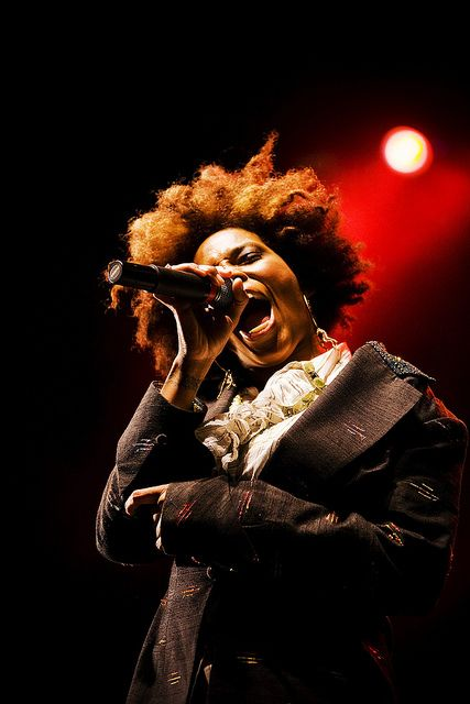 CACTUS FESTIVAL 2010 l MACY GRAY by 33degrees/, via Flickr