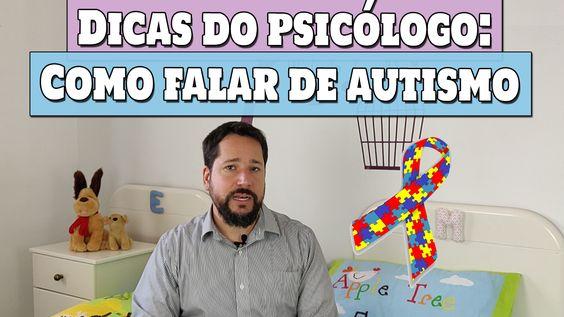 Tá suspeitando que alguma criança pode ser autista e não sabe como falar com os pais? Então vem que o psicólogo Rafael Manes vai te ajudar.