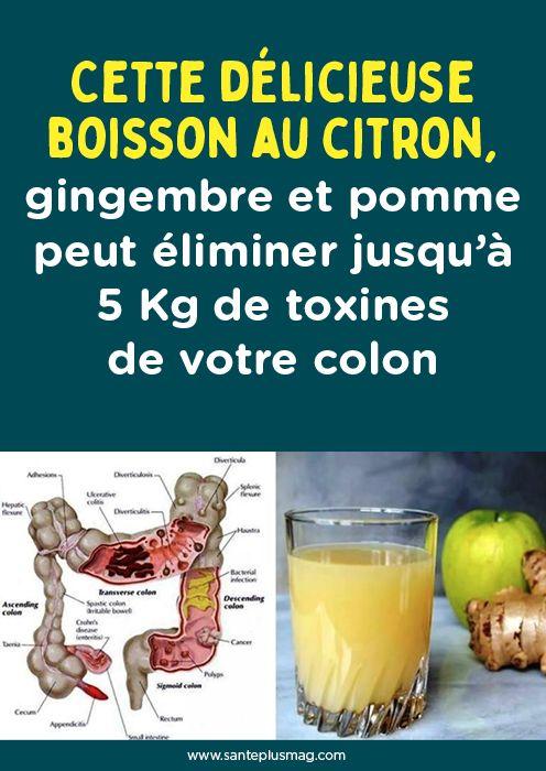 detox colon naturel