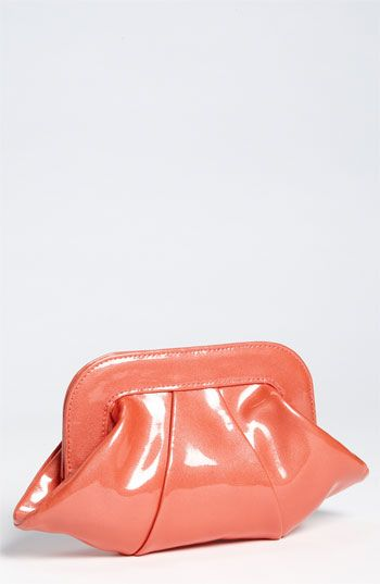 'Lucy Pearl' Patent Clutch