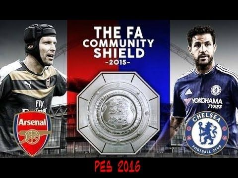 Arsenal 6 x 1 Chelsea - Melhores Momentos no PES 2016 FULL HD