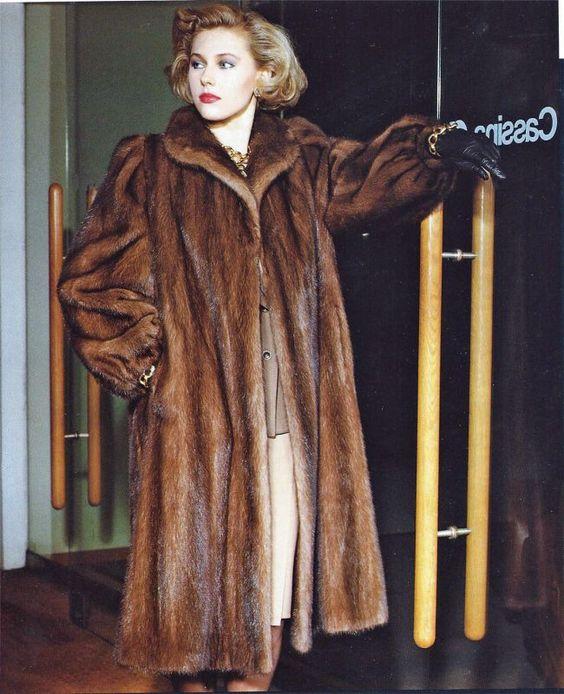 classic mink fur coat | Furs &amp Softwear 21 | Pinterest | Takit ja Sexy