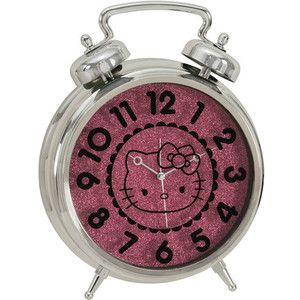 alarm clocks at walmart | ... clocks walmart com hello kitty jumbo twin bell
