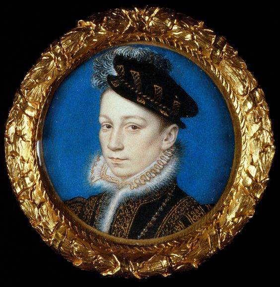 Charles IX King of France (1550-1574) as a boy | The Royal Collection