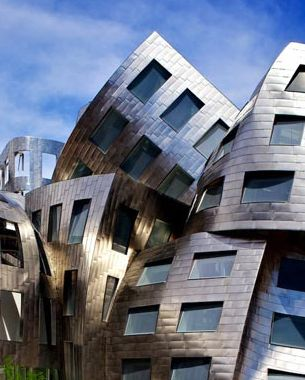 FRANK GEHRY'S AMAZING LOU RUVO CENTER