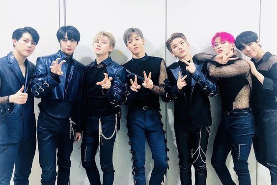 """MONSTA X's """"Shoot Out"""" Ranks High On Weekly Charts In Japan"""