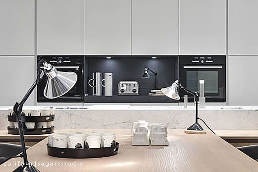 poliform varenna alea kitchen.