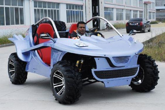 contemporary beach buggy