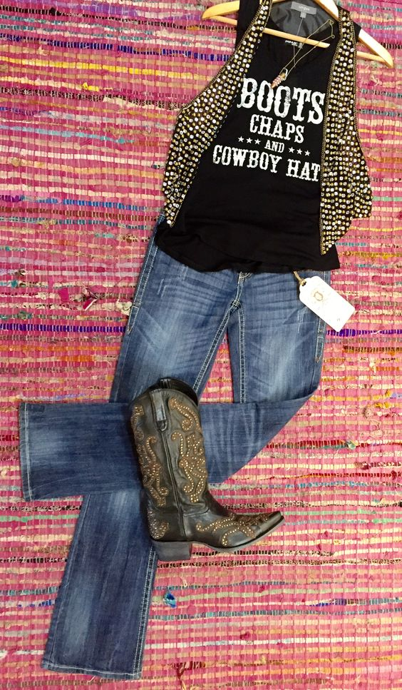 Every country girl needs this outfit! Grace jeans $49(SALE ...