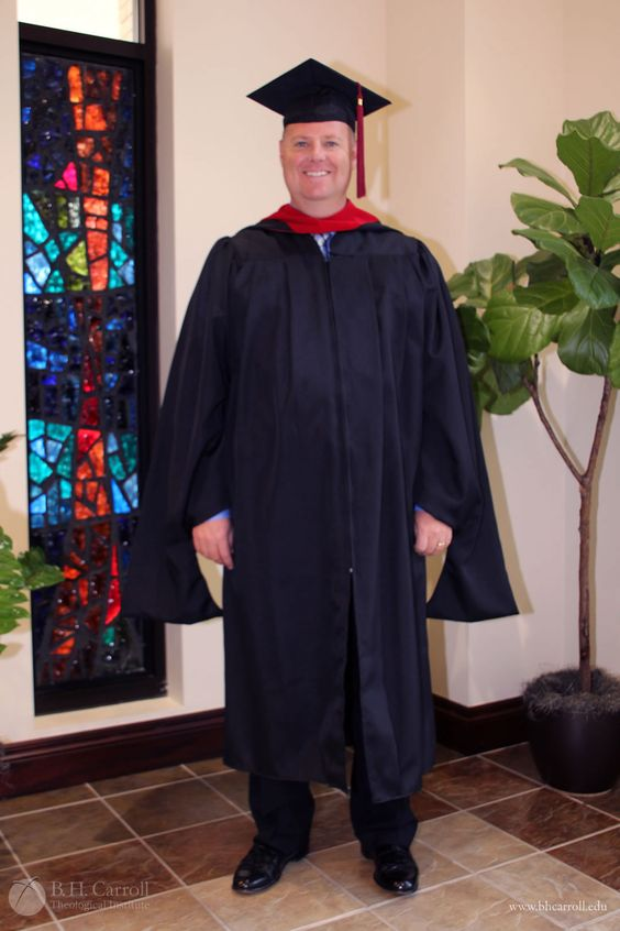 Adam Dwight Pardue - Master of Divinity