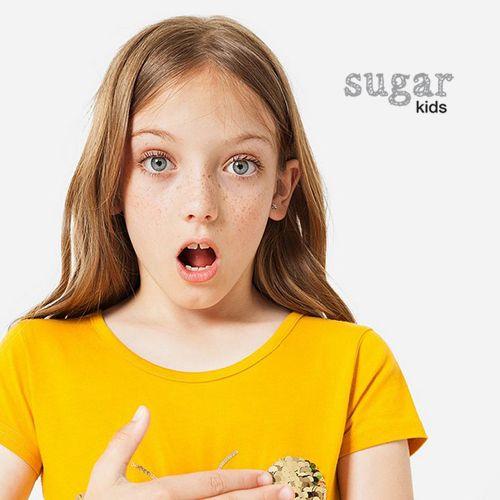 Silvia from Sugar Kids for Desigual