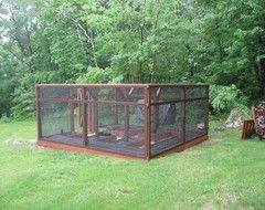 garden enclosurecat enclosure 16 x 16 fully enclosed garden