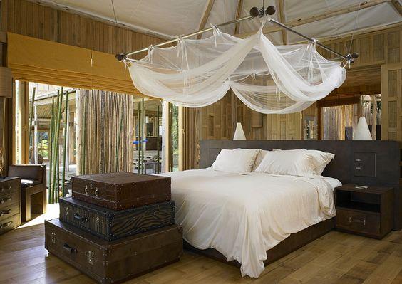 Eco lodging, Thailand