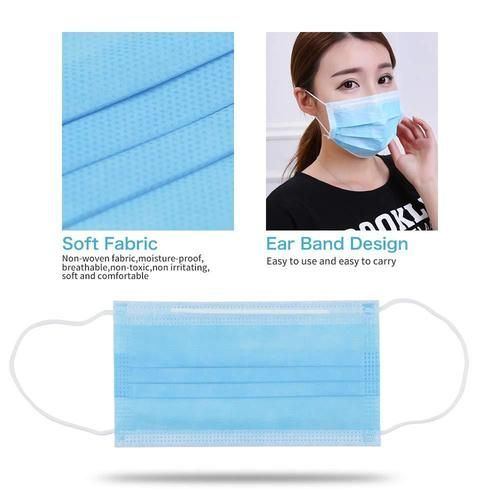 Features High Quality And Strong Protective Material The Face Mask