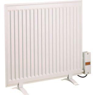 buy challenge oil filled panel radiator at. Black Bedroom Furniture Sets. Home Design Ideas