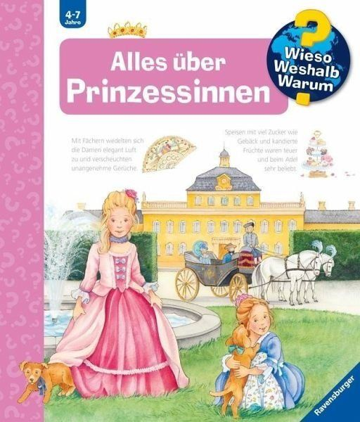 Broschiertes Buch Alles Uber Prinzessinnen Wieso Weshalb Prinzessinnen Bucher Und Kleine Prinzessin