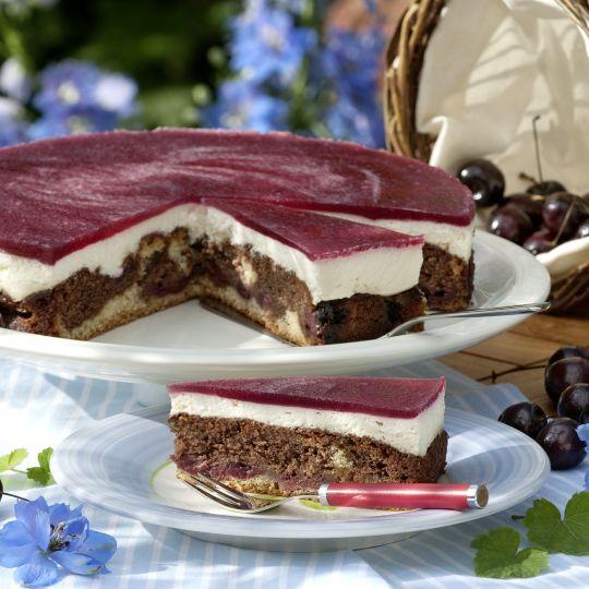 Amazing The best Rotk ppchentorte ideas on Pinterest Schneewittchentorte Kirschkuchen and Kirschkuchen rezepte