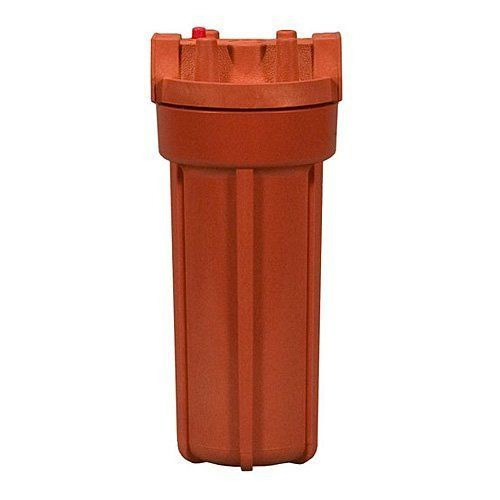 10 Inch Hot Water Filter High Temperature Housing Pwfhhw2510 By Kem Flow Domestic Hot Water Carbon Water Filter Hot Water