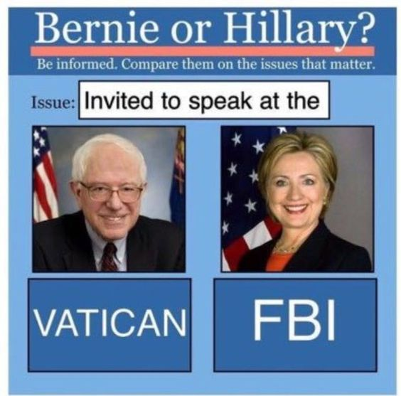 (318) #DropOutHillary