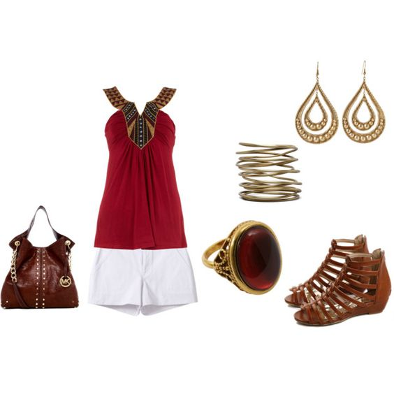 """Summer Shopping"" by tammy-whisenant on Polyvore"