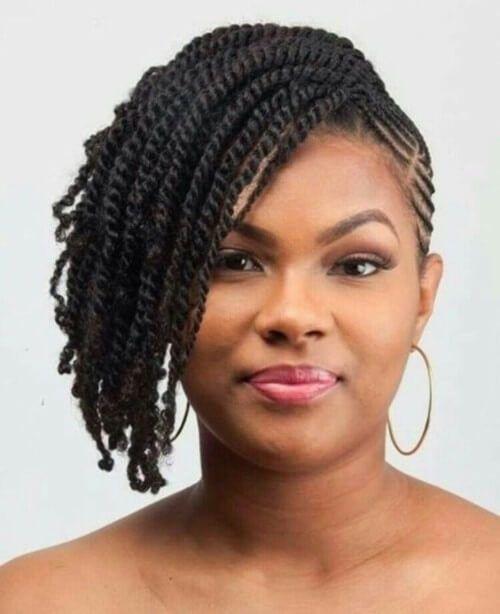 Braids For Short Hair Black Women
