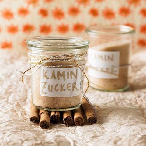 Kamin Zucker Rezept Geschenke Aus Der Kuche Kulinarische Geschenke Selbst Zubereiten Und Backzutaten