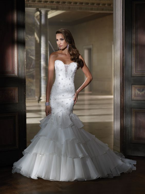 David Tutera Gorgeous Bridal Dress