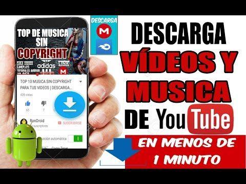 Como Bajar Musica De Youtube Sin Programas Facil Y Rapido Youtube Como Bajar Musica Bajar Musica Musica