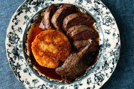 Game bird recipes.. Great game and wild food website