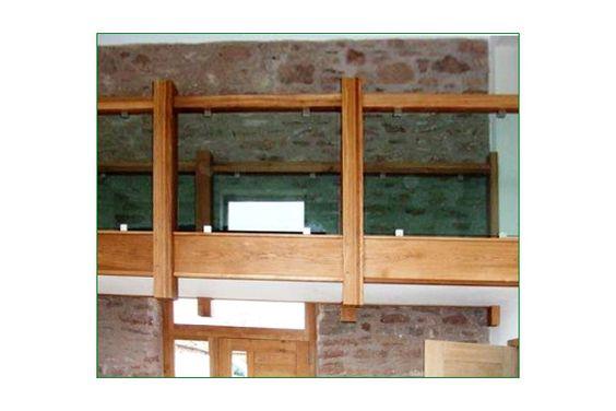 Cardeston Glass Staircase