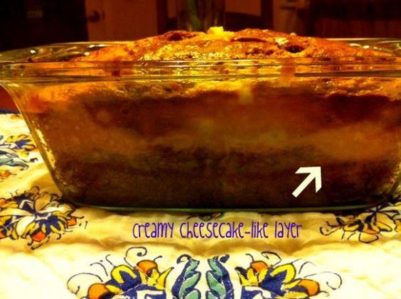 my friend the baker... ;) banana bread with cream cheese swirl
