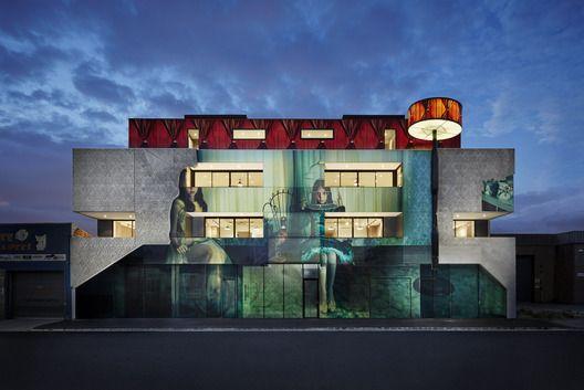 Edificio 2 Mujeres / Kavellaris Urban Design © Peter Clarke