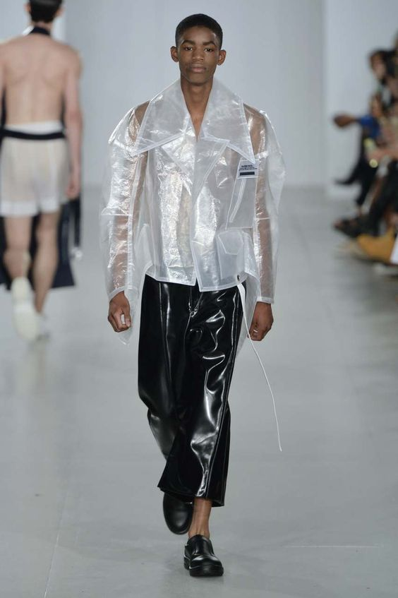 XIMONLEE Spring-Summer 2017 - London Collections: MEN #LCM