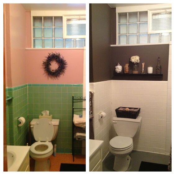 Pinterest the world s catalog of ideas for Redo bathroom floor