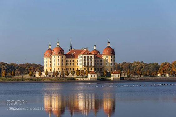 Jagdschloss Moritzburg http://ift.tt/1HVtDeV 6DCanonGermanyJagdMoritzburgSachsenSchlosscastletravel