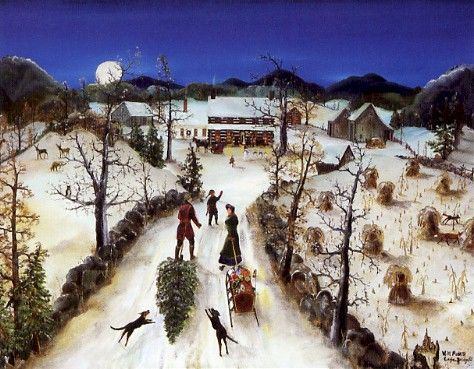 """O Christmas Tree""  Will Moses"