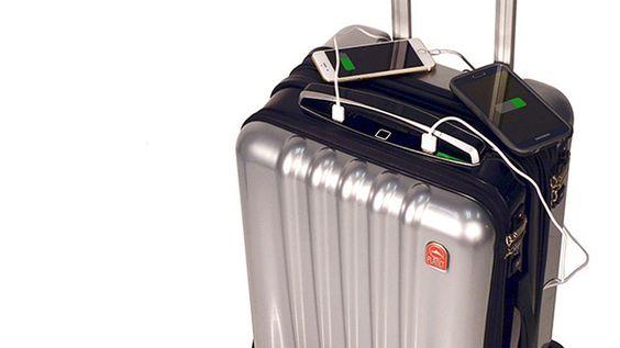 Die Kickstarter-Kampagne Space Case 1 von Planet Traveler möchte erreichen, dass der Reisekoffer zum besten Freund des Reisenden avanciert.