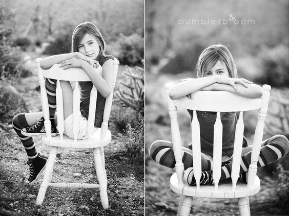 tween + chair
