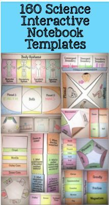 science fifth grade interactive notebooks - Google Search
