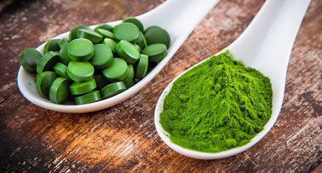 Spirulina: Wunderalge oder Humbug? Die Blaualge Spirulina soll das Altern verlangsamen, die Abwehr stärken und sogar Krebs vorbeugen. Doch was kann das angebliche Super-Food tatsächlich – ob als Pulver oder Tablette?