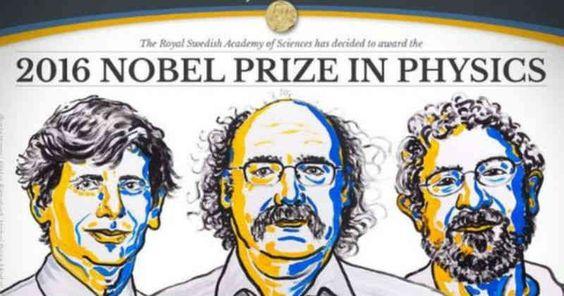 Premio Nobel de Física 2016: ¿qué es la 'materia exótica'?
