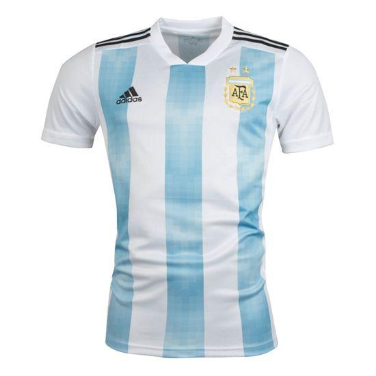 Comprar Tailandia Camiseta Argentina Primera Barata 2018 Camisetas De Futbol Replicas Baratas 2018 Football Shirts Soccer Outfits Soccer Jersey