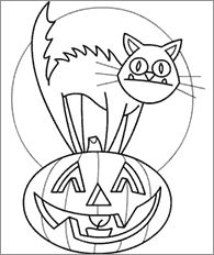 funschool kaboose christmas coloring pages - photo#15