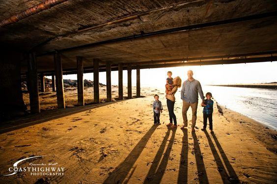 Family Portrait Poses | Coast Highway Photography Blog