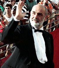 Sean Connery aux Oscars en 1988