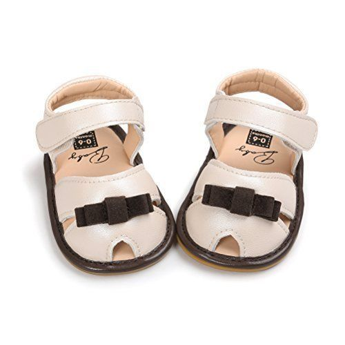 Baby Leather Moccasins Newborn Toddler Infant Summer Sandals