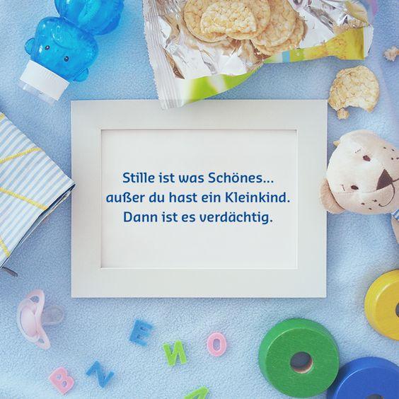 Und nach der Schrecksekunde erwartet einen das Chaos. :D #Penaten #MummyStatements #Babypflege #Babycare